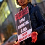 gaza demonstration pic. 14