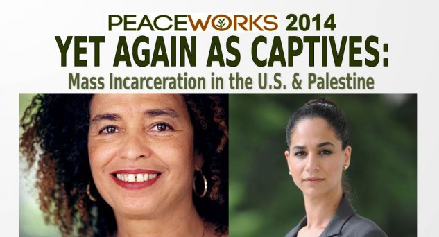Don't miss Angela Davis & Noura Erakat at Peace Works!