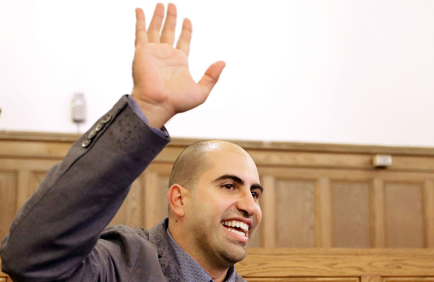 April 8: Steven Salaita 11AM-1PM @ TESC