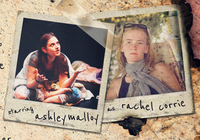April 25-27 My Name is Rachel Corrie in California theaters