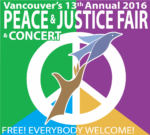 Vancouver Peace and Justice Fair